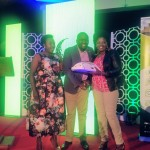 Lady Captain Mary Maingi, 2nd Nine Winner - Francis Muraya and Agnes Mutahi